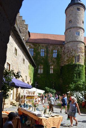 9. Thüringer Keramikmarkt Römhild @ Schloss Glücksburg | Glücksburg (Ostsee) | Schleswig-Holstein | Deutschland