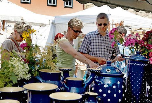 7. Töpfermarkt in Schmalkalden @ Altmarkt | Schmalkalden | Thüringen | Deutschland