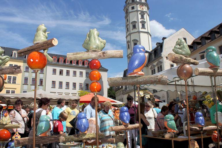 9. Töpfermarkt in Gera @ Markt | Gera | Thüringen | Deutschland